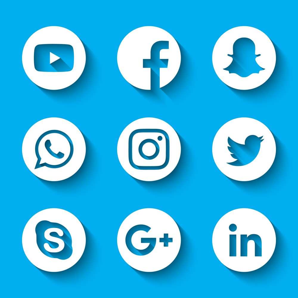 Social Media Content Designing Bgrafio